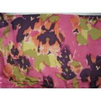 Wholesale 100% Silk Satin Print Fabric from china suppliers
