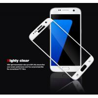 Wholesale Shatterproof Round Edge Samsung Tempered Glass Screen Protector 9H Hardness from china suppliers