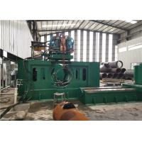 Wholesale Induction Heating Hydraulic Pipe Bender , Hydraulic Tube Bending Machine from china suppliers