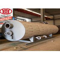 China heat exchanger Gas/Oil Fired Thermal Oil Heater Organic Heat Carrier Boiler for polymer processing for sale