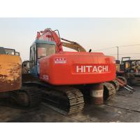 Wholesale New Paint 2nd Hand Excavators HITACHI EX200-2 Original Pump No Oil Leakage from china suppliers