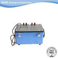 China Multi-function resistivity & IP measuring equipment for sale