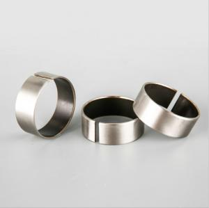 Wholesale PTFE Wrapped DU Oil Free Steel Bushing Sleeve Self Lubricating from china suppliers