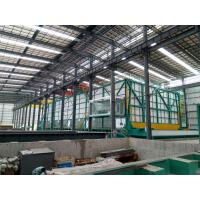 Wholesale Durable Hot Dip Galvanizing Plant 5mm - 8mm Large Reduce The Zinc Consumption from china suppliers