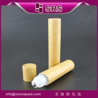 Wholesale made in chian 20ml bamboo bottle roller ball from china suppliers