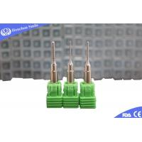 Wholesale Arum Compatible Dental Milling Burs For Glass Ceramics L50mm Shaft 6mm from china suppliers