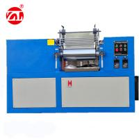 Wholesale Blue Color Rubber Testing Machine / Lab Two Roll Mill 160 * 350 mm Roller Size from china suppliers