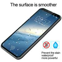 Wholesale IPhone X Fingerprint Proof Screen ProtectorTempered Glass 99% HD Clarity from china suppliers