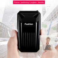 Wholesale Vehicle Mini Portable Waterproof GSM GPRS Tracking System Car GPS Tracker with Powerful Magnet C1 Tracker from china suppliers