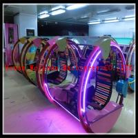 China Happy Car with Coin System game animation amusement park electric kid rider for sale on sale
