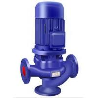 Buy cheap GW vertical inline centrifugal sewage pump for waste water /slurry pump/dewatering pump from wholesalers