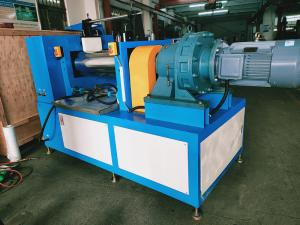 Wholesale Intelligent Control 12 Inch Two Roll Silica Gel Mixing Mill Custom Made from china suppliers