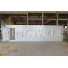 100cbm Space Cold Room Freezer , 30 Ton Capacity Cold Freezer Storage for sale