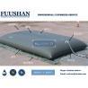 Fuushan Huge Plastic Water Tank  Bladders Up To 200000 Liter 500000 Liter for sale