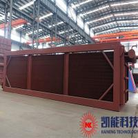 China Low Temperature Boiler Economizer / Exhaust Gas Economiser In In Steam Power Plant for sale