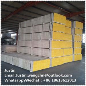 Best Laminated Scaffolding Boards and  Laminated Scaffolding Planks OSHA  test wbp glue wholesale