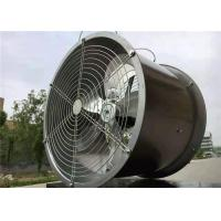 China Stainless Steel Greenhouse Ventilation System Wall Fan Mounting Design on sale