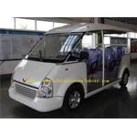 Gasoline Fueled Electric Tourist Car , Electric Utility Vehicle Ride Comfortable