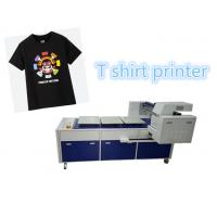Wholesale Customized Shirts Dtg Printer T Shirt Printing Machine Direct To Garment Printer A3 Size from china suppliers