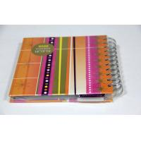 China A4 A3 Yo Binding Notebook , Softcover Book Printing With Spiral Binding on sale