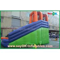 Wholesale Multi-Functional Giant Outdoor Inflatable Bouncer Slide with Water Pool for Amusement Center from china suppliers