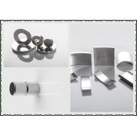 China ROHS Epoxy Coated Sintered Neodymium Magnets 12 Grade N50 Magnets For Motors for sale