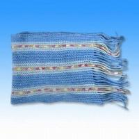 Wholesale Knitted Scarf Made of 55% Nylon, 45% Acrylic with 140g Weight from china suppliers