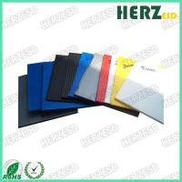 Wholesale Customized Size ESD Cardboard Sheets , Hollow Recyclable Corrugated Plastic Sheets from china suppliers