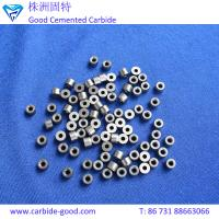 Buy cheap Customized valve ball seat and valve seat cemented carbide ball valve seat ring from wholesalers