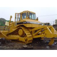 Used Good CAT Caterpillar D7H Bulldozer With Ripper for sale