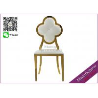 China White Leather Wedding Chairs For Sale In Furntirue Supplier (YS-41) on sale