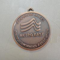 China Swimming Award medal Swimming Award medal China races honor medallion Medals for sale
