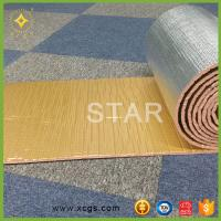 Best Thermal Foam sandwich Rolls with XPE/EPE Fireproof heat insulation Material wholesale