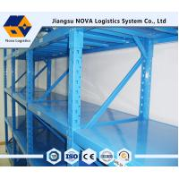 Wholesale Metal Storage Medium Duty Shelving Q235b With Customized Size / Color from china suppliers