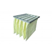 Wholesale Customized Pocket Air Filter / Bag Air Filter F7-F9 Efficiency For Air Conditioning from china suppliers