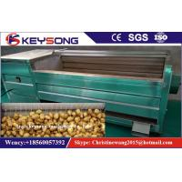 Wholesale Adjustable Speed Potato Processing Equipment , Fruit And Vegetable Processing Equipment from china suppliers