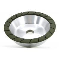 Buy cheap Flaring Cup Shape Resin Bond Segmented Diamond Grinding Disc ISO9001 Approval from wholesalers