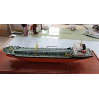 High Precision Toy Cruise Ship Model Oil Tanker Cruise Ship Shaped , Composite PU Material for sale