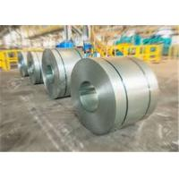Wholesale Cold Rolled Galvanised Steel Coil , Coated Surface ASTM Steel Plate from china suppliers