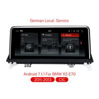 Wholesale Android 7.1 quad core car dvd player For BMW X5 E70/X6 E71 (2011-2013) Original CIC System 2G RAM+32G ROM car radio from china suppliers
