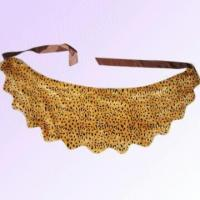 Wholesale Fur Scarf in Leopard-print Pattern Made of Polyester from china suppliers