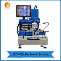 China PCB repair laptop motherboard machine wds750 infrared bga rework station on sale
