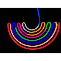 Wholesale Waterproof SMD Flex Led Neon Rope , Neon Led Flexible 12v Cuttable Arc Design from china suppliers