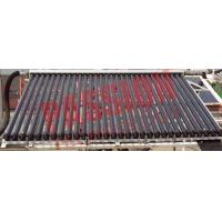 Wholesale Easy Maintenance Heat Pipe Solar Collector Free Standing Wall Mounting from china suppliers