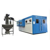 Buy cheap Electric Automatic Plastic Bottle Making Machine 6000BPH 110V / 220V / 380V from wholesalers