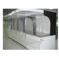 Wholesale ISO 5 Photoelectric Industrial Laminar Air Flow Cabinet Hood Filtered 220V / 60HZ from china suppliers