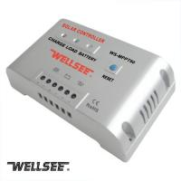 WELLSEE WS-MPPT60 40A 12/ 24V solar battery charge controller for sale