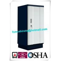 Wholesale Steel Security Fire Resistant File Cabinets Magnetic Proof For Storing Audio Tape / Video Tape from china suppliers