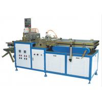 Customized 800mm Rotary Filter Making Machine with Gear Collecting