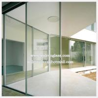 Buy cheap fixed glass wall supplier from wholesalers